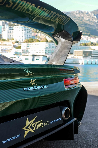 Photo 12 de l'offre de DALLARA STRADALE DECAPOTABLE CARBONE APPARENT GLOSSY  400 CLIM à 314400€ chez Stars Monte Carlo