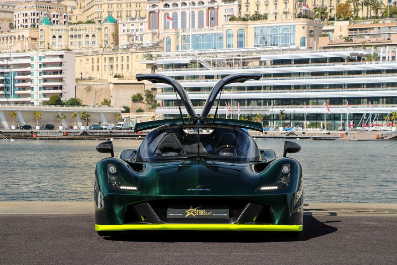 Photo 30 de l'offre de DALLARA STRADALE DECAPOTABLE CARBONE APPARENT GLOSSY  400 CLIM à 314400€ chez Stars Monte Carlo